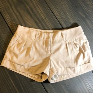 Express Pleated Silky Shorts